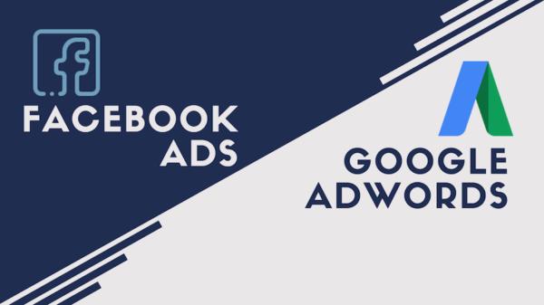 facebook ads adwords