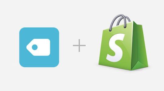 Oberlo + Shopify